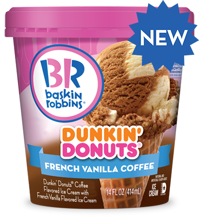 Dunkin' Donuts French Vanilla Coffee